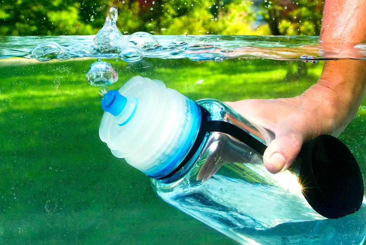 Guide til rensning af vand