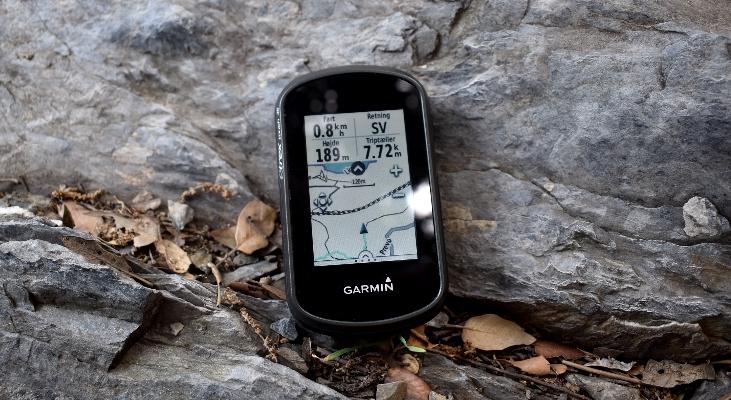 Anmeldelse af Garmin eTrex Touch 35 Håndholdt GPS