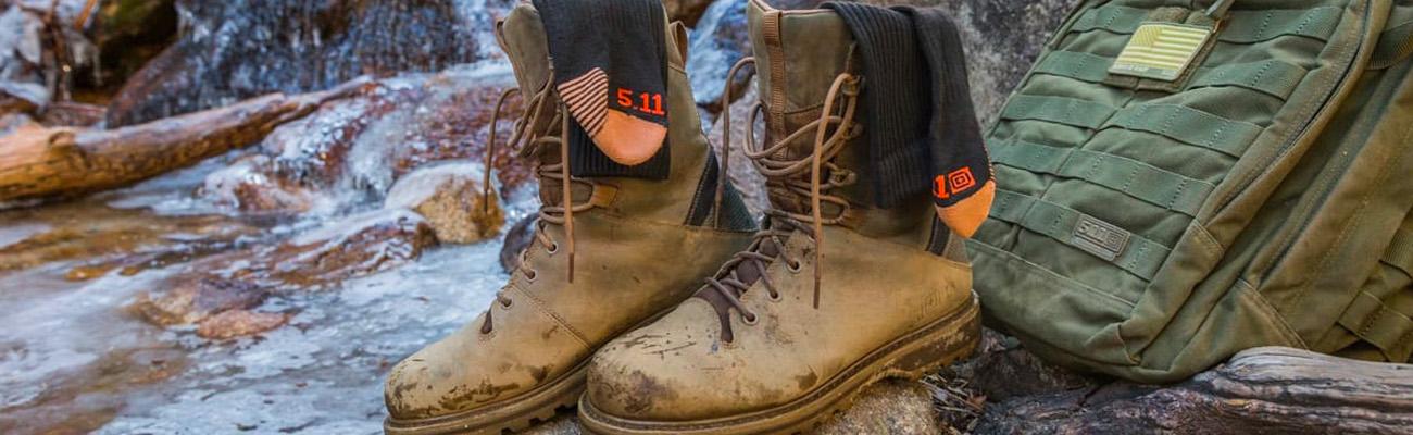 Guide til taktiske støvler