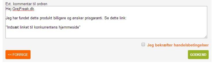 Prisgaranti hos GrejFreak.dk