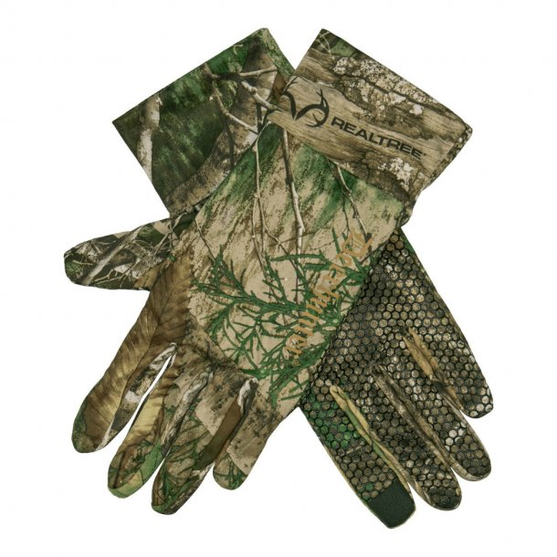 Deerhunter - Approach Handsker Med Silikonegreb
