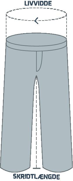 Bukser_størrelsesguide