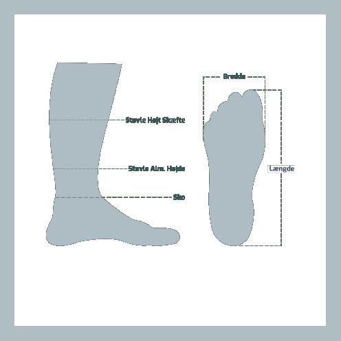 Fodtøj ikon
