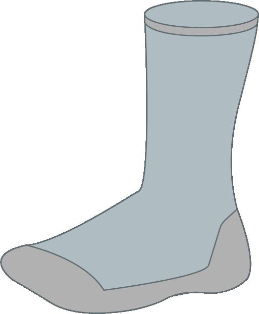 Størrelsesguide sokker