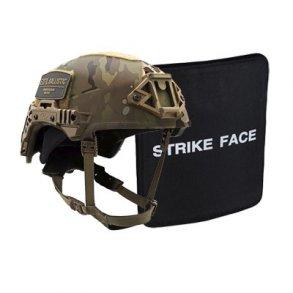 Trauma Plates & Helmets