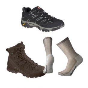 Fodtøj og strømper
