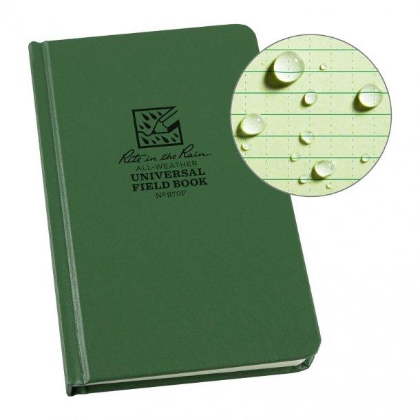 Rite In The Rain - Hardcover Notesbog Small