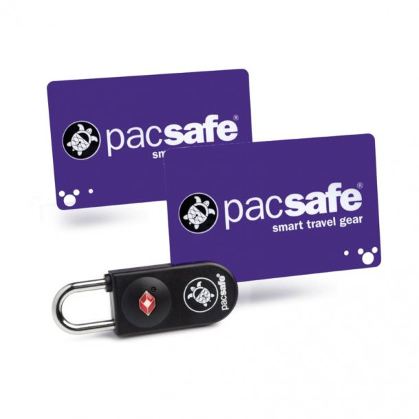 Pacsafe - Prosafe 750 TSA Lås