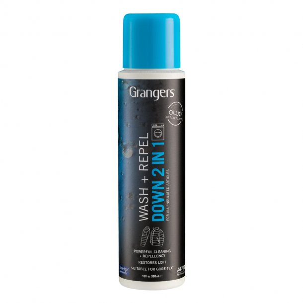 Grangers - OWP Down Wash + Repel 2 i 1 (300 ml)
