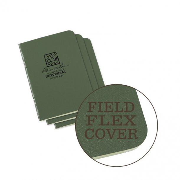 Rite In The Rain - Mini Stapled Notebook (3-pak)