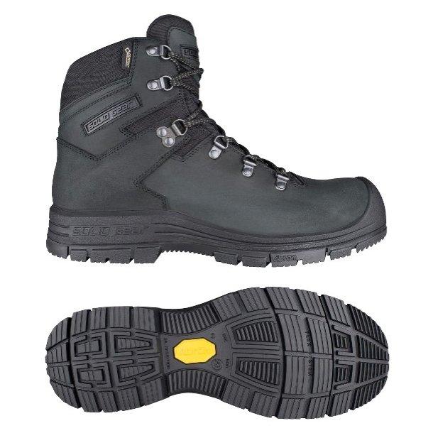 Solid Gear - Bravo GORE-TEX Sikkerhedsstøvle