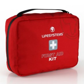 Pakkede Førstehjælps Kits