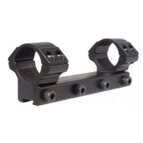 Binocular mounting