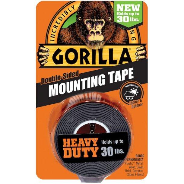 Gorilla Glue - Heavy Mounting Tape (1,5 m)