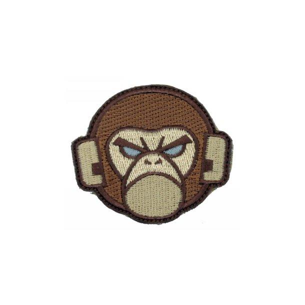 Mil-Spec Monkey - Monkey Head Patch