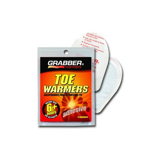 Grabber - Toe Warmer (2 pack)