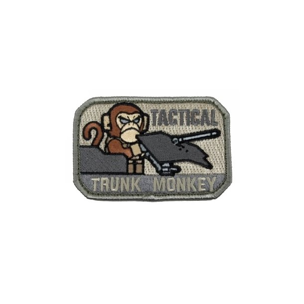 Mil-Spec Monkey - Tactical Trunk Monkey Patch