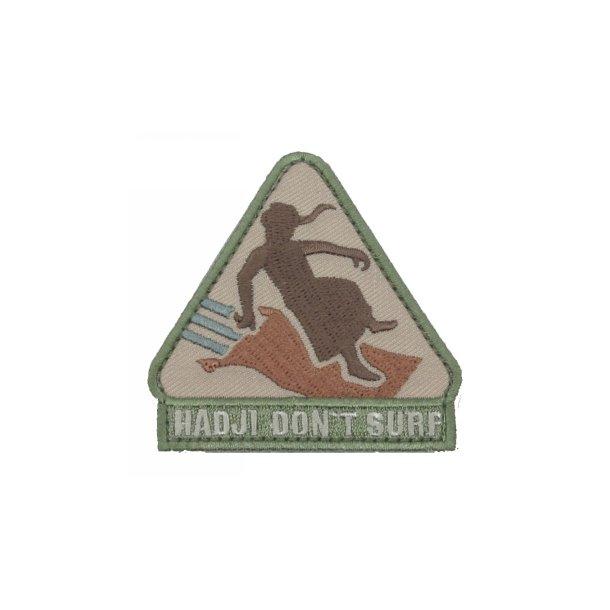 Mil-Spec Monkey - Hadji Don't Surf Patch