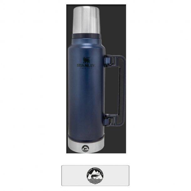 Stanley - Classic Vacuum Termoflaske (1,4L) m. firmalogo