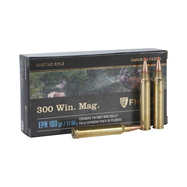Fiocchi - 300 Winchester Magnum EPN ammunition (20stk)