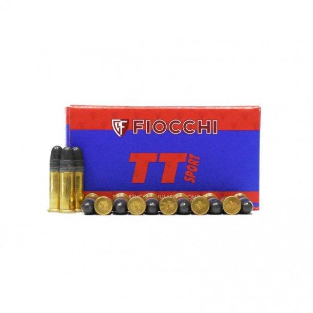 Fiocchi - 22 LR TT Sport Salonpatroner (50 Skud)