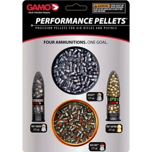 Gamo - PBA Hagl Sortiment 4,5 mm