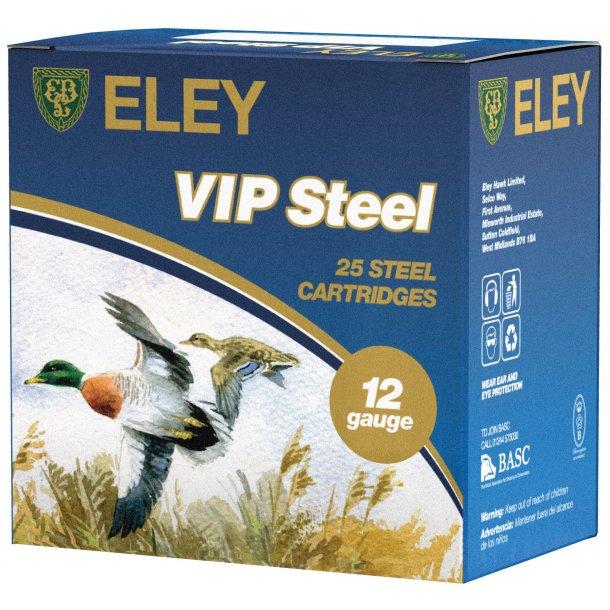 Eley - VIP Steel Jagtpatroner (25 stk.)
