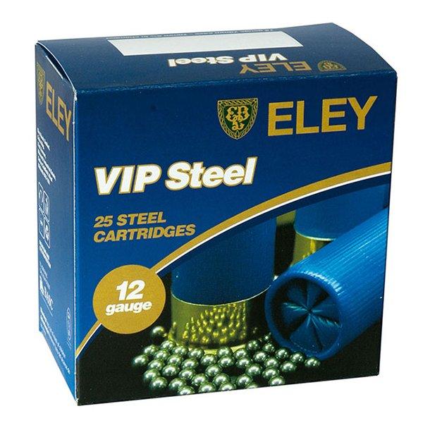 Eley - VIP Steel Flugtskydningspatroner (25 stk.)