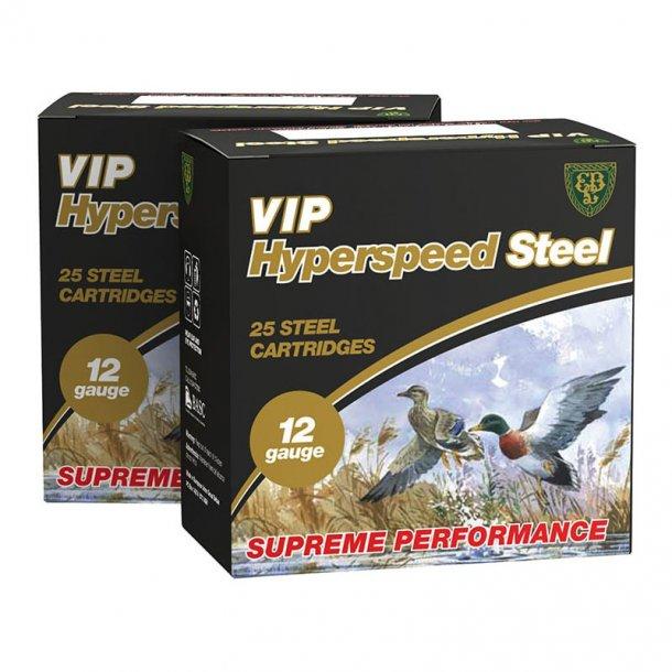 Eley - VIP Steel Hyperspeed Jagtpatroner (25 stk.)