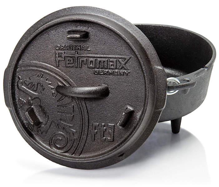 Billede af Petromax - Dutch Oven ft3 Støbejernsgryde (1,8L)