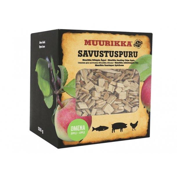 Muurikka - Træspåner til røgning
