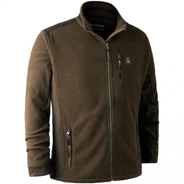 Deerhunter - Muflon Zip-In Fleece Jakke