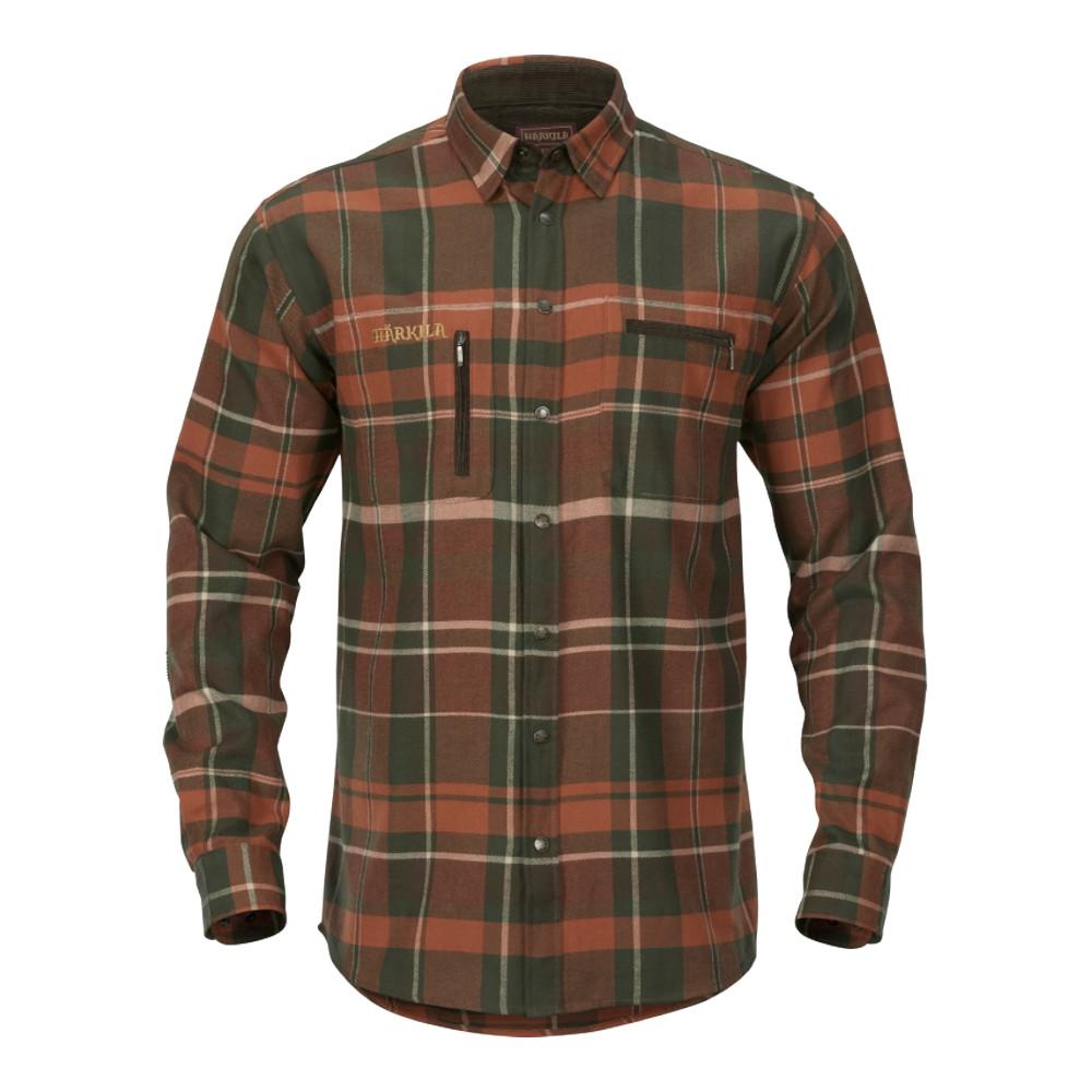 Härkila - Eide Skjorte 4-XL Orange