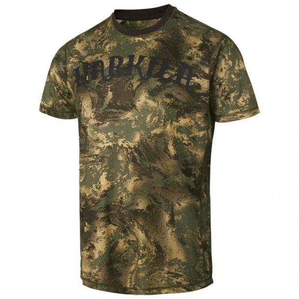 Härkila - Lynx Kortærmet T-shirt