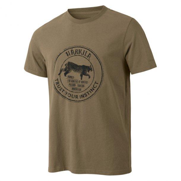 Härkila - Wildlife T-shirt (KUN SMALL)