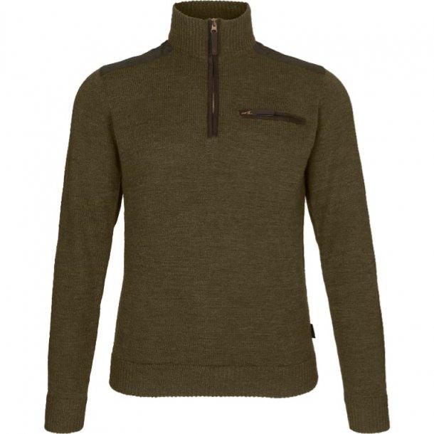 Seeland - Buckthorn Half Zip Sweater