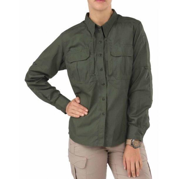 5.11 - Women's TACLITE Pro Long Sleeve Skjorte