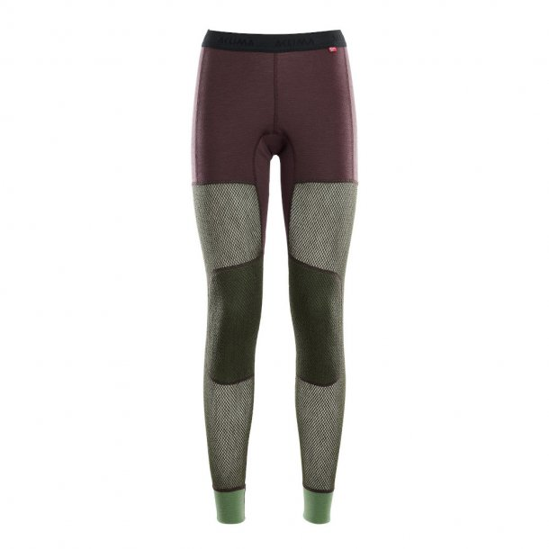Aclima - Woolnet Hybrid Long Pants Uldbukser Kvinder