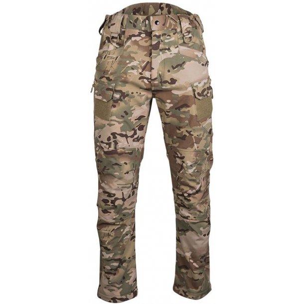 Mil-Tec - Assault Softshell Bukser