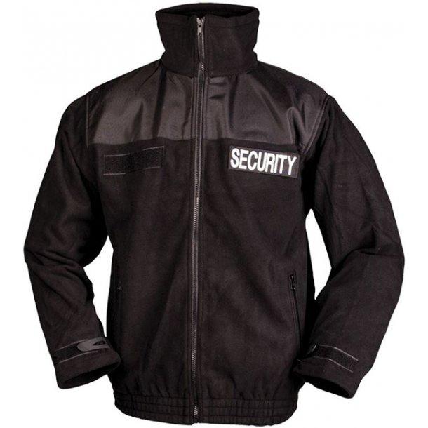 Mil-Tec - Security Fleecejakke