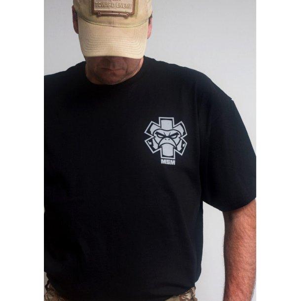 Mil-Spec Monkey - TacMedic Spartan T-shirt