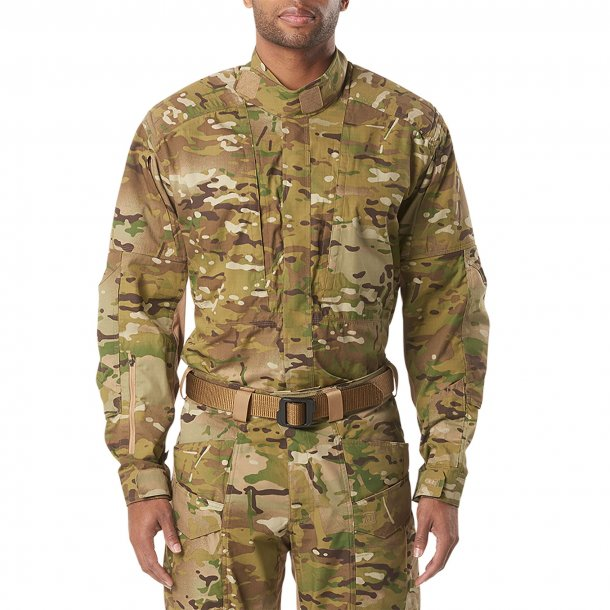5.11 - XRPT Tactical Shirt Multicam