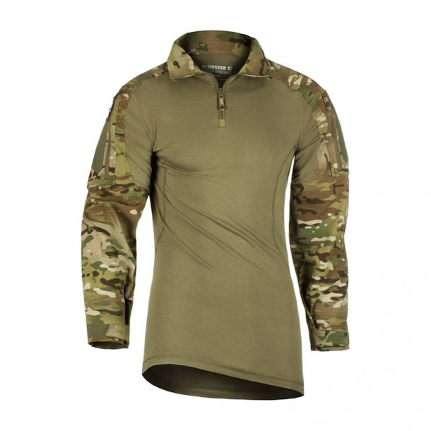 Claw Gear - Operator Combat Shirt Multicam