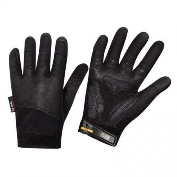 Protection Group - PGD 100 Snitsikre Handsker m. Touch