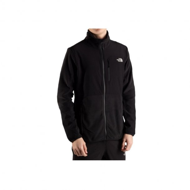 The North Face - Glacier Pro Full Zip Fleece Jakke