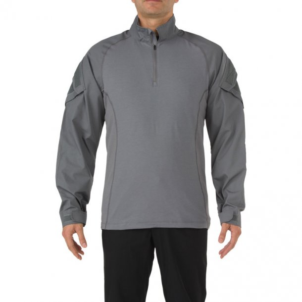 5.11 - Rapid Assault Shirt Storm Grå