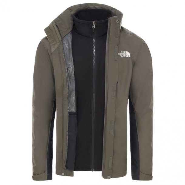 The North Face - Mens Evolution II Triclimate Jakke