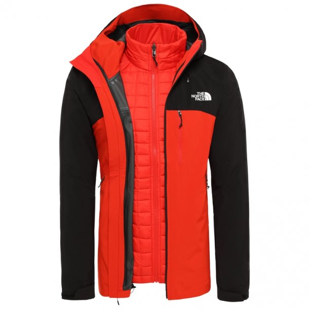 The North Face - Men's Thermoball Triclimate Jakke