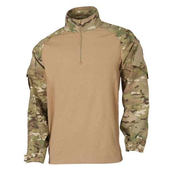 5.11 - Rapid Assault Shirt MultiCam
