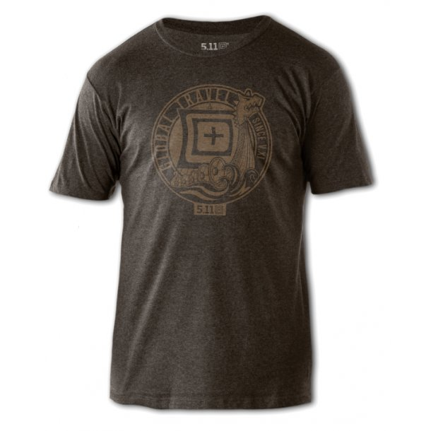 5.11 - Tactical Global Travel T-shirt